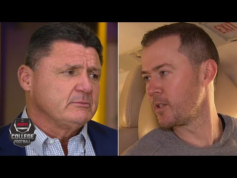 Ed Orgeron, Lincoln Riley ready for the challenge of facing each other