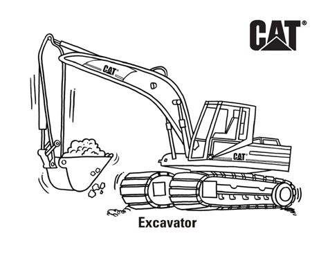 cat machine  product coloring pages cat