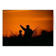 Hunting With Dad card