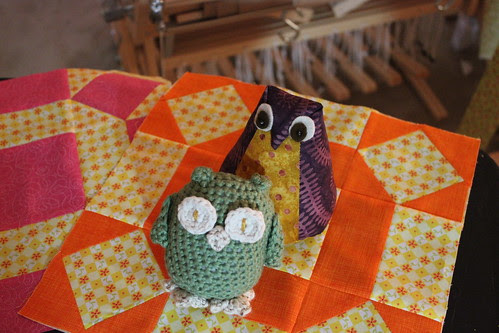 Owls, Charity Blocks