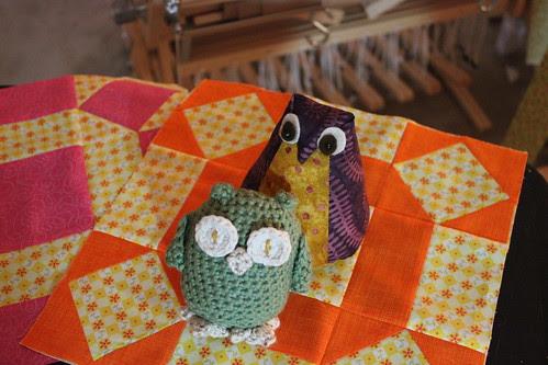 Owls, Charity Blocks