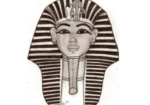 King Tut Tattoo Drawing At Getdrawingscom Free For Personal Use