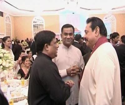 Our Lanka: Prime Minister's Son's Wedding Photos