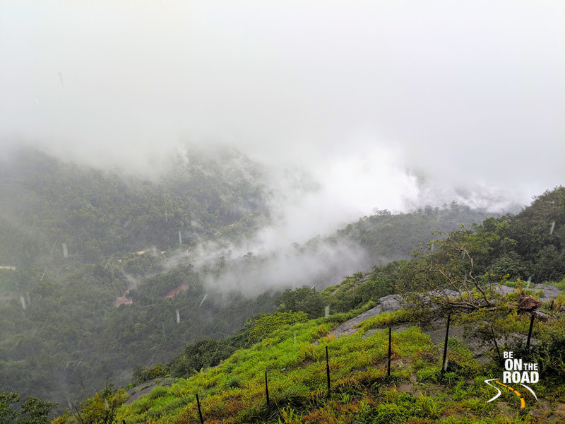 Bisle View Point, a gorgeous tract of rainforest in Karnataka
