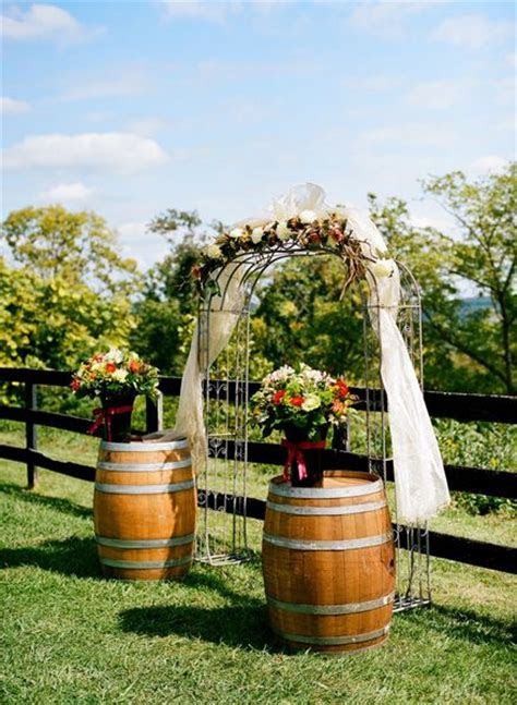 36 Fall Wedding Arch Ideas for Rustic Wedding   Deer Pearl