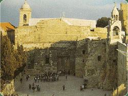 Φωτογραφίες από τη Βηθλεέμ