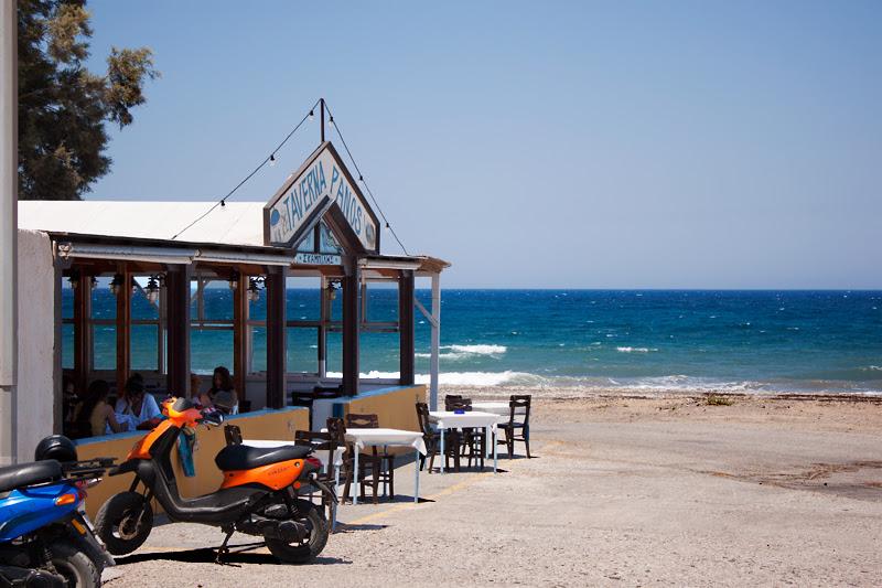 Taverna Panos Santorini