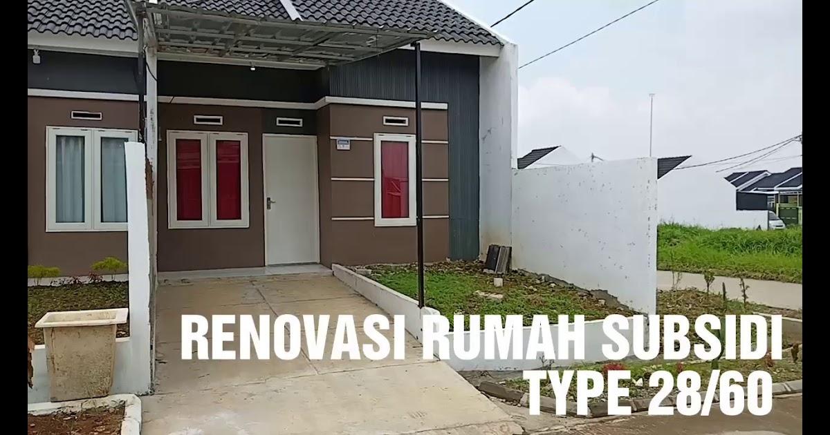 Cara Renovasi Rumah Type 3060 - Berbagai Rumah