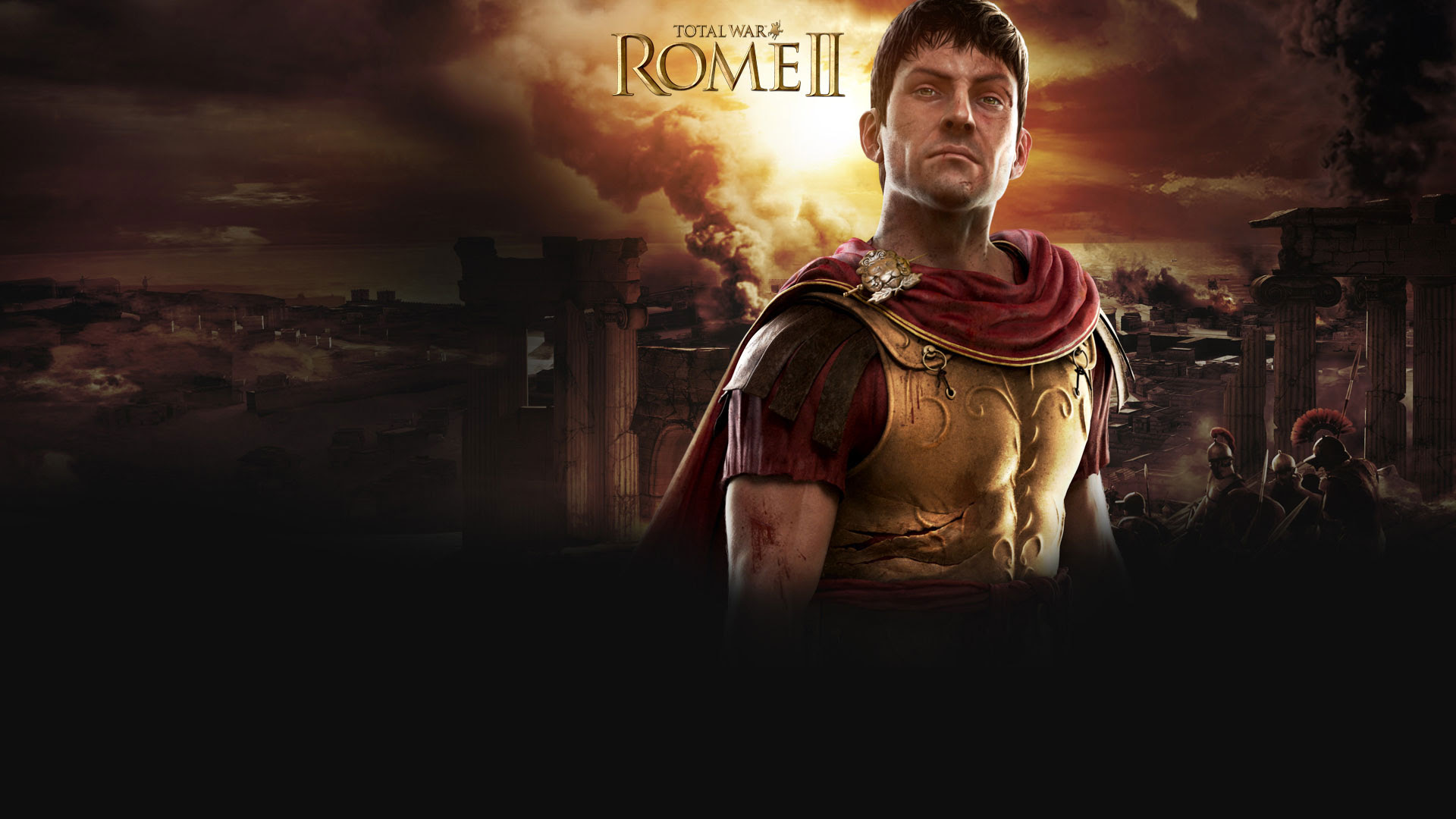 2013 Total War Rome 2 Game Wallpapers Wallpapers Hd