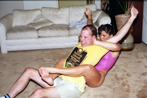 Women's Wrestling - Mixed Apartment House Wrestling Action ...