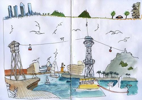 barcelona-puerto
