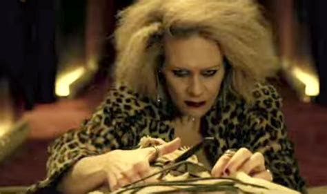 American Horror Story: Hotel trailer gives terrifying