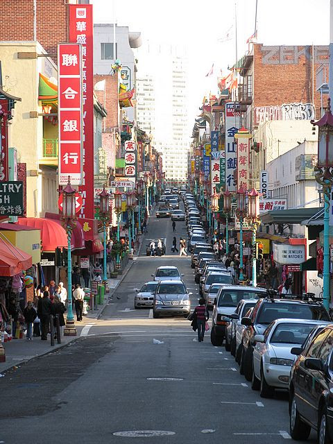 chinatown central road