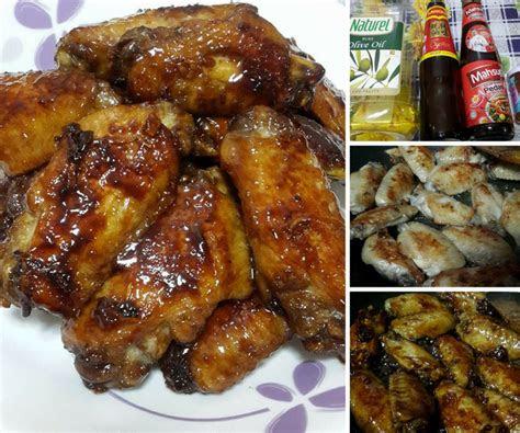 Resepi Ayam Masak Madu Chef Wan