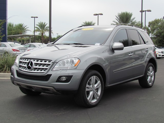 Used 2010 Mercedes-Benz M-Class ML350 4MATIC - Stock # ...