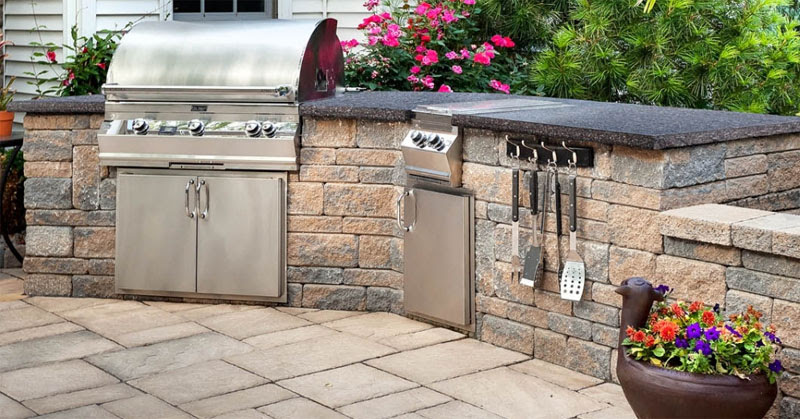 Syracuse NY Outdoor Fireplaces Firepits and Kitchens