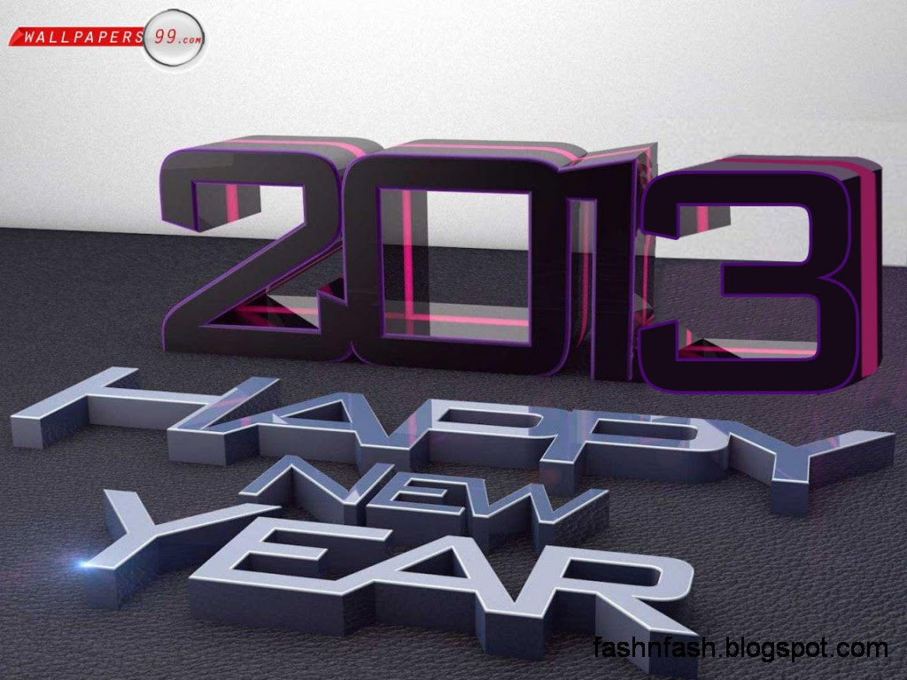 Happy New Year Greeting Cards Pics-Images-New Year E-Cards Photos-Wallpapers5