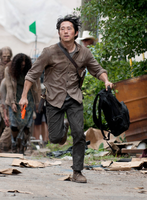 The New #TeamDelusional: Is Glenn Dead Or Not? - The Geekiary