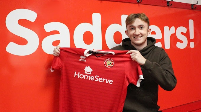 Jack Kiersey Could Be Handed a Walsall Lifeline - If He Can Prove His Fitness