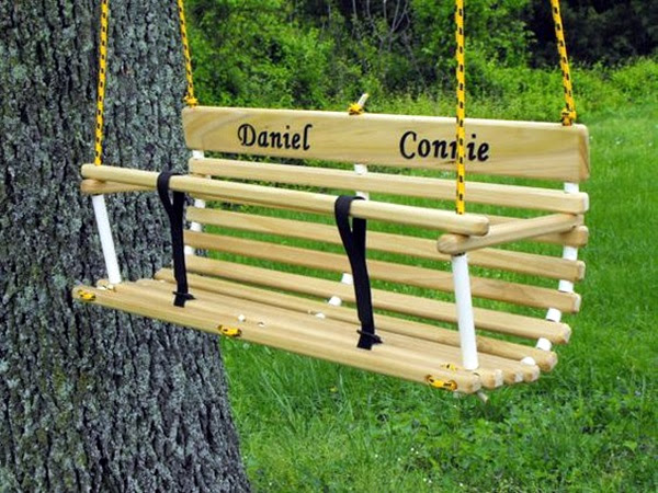 DIY Tree Swing Ideas For More Family Time (9)