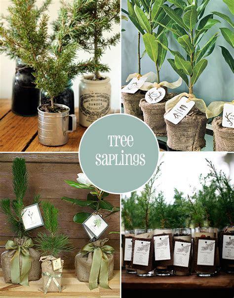 Green Wedding Favour Ideas,   OneFabDay.com