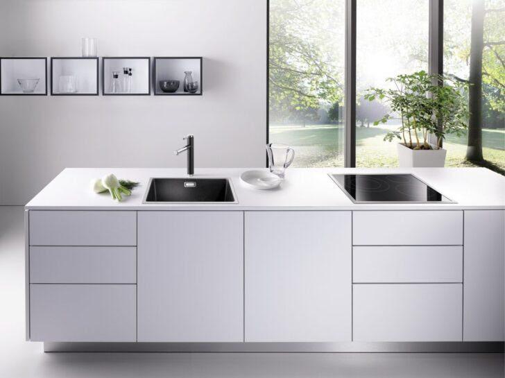lindbergh granit sple sop11 schwarz mit siphon real