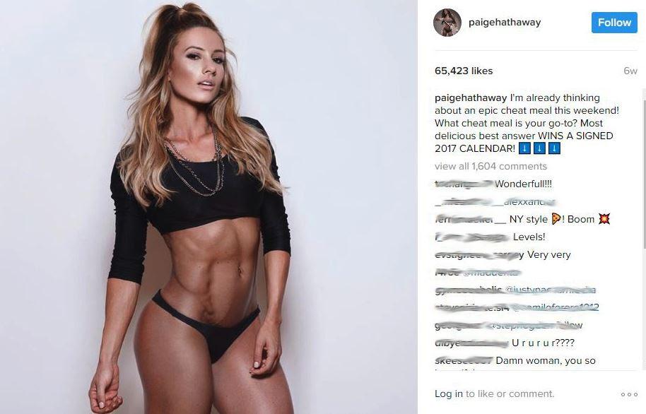 how do fitness models make money