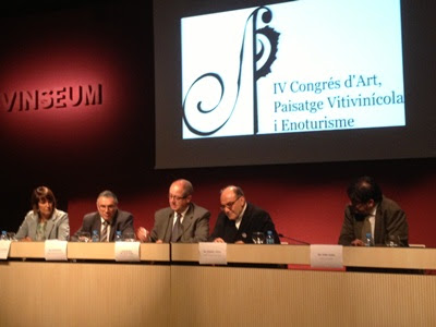 El conseller Puig durant l'inauguració del Congrés a Vilafranca del Penedès