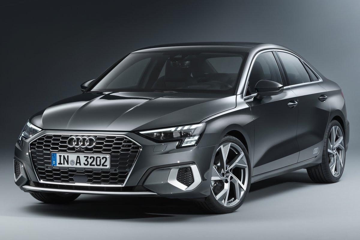 2021 audi a3 sedan pictures