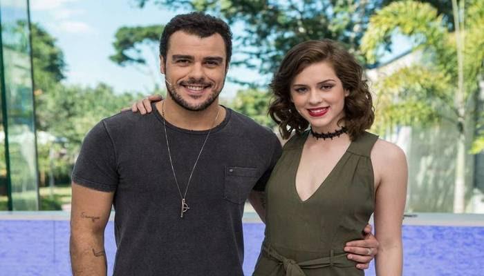 Atualmente, o programa é apresentado por Joaquim Lopes e Sophia Abraão. Foto: Divulgação/TV Globo
