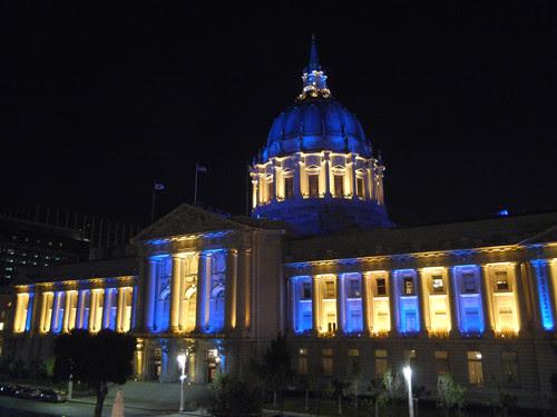 US Premiere of Cinderella by Christopher Wheeldon, San Francisco Ballet, 3 May 2013 - Lit City Hall _ DSCN6705