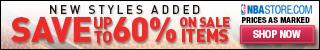 Save 20% on Youth Jerseys through 4/14 at NBAStore.com