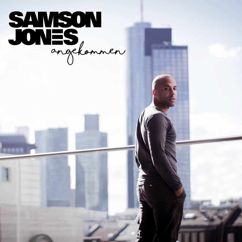 Samson Jones-Angekommen-Cover