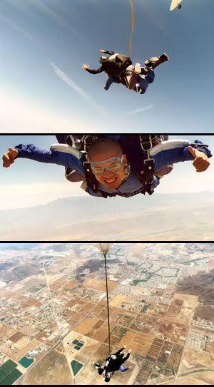 Perris Skydive Photos