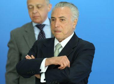 Funaro diz com '110% de certeza' que Cunha distribuía propina ao presidente Temer