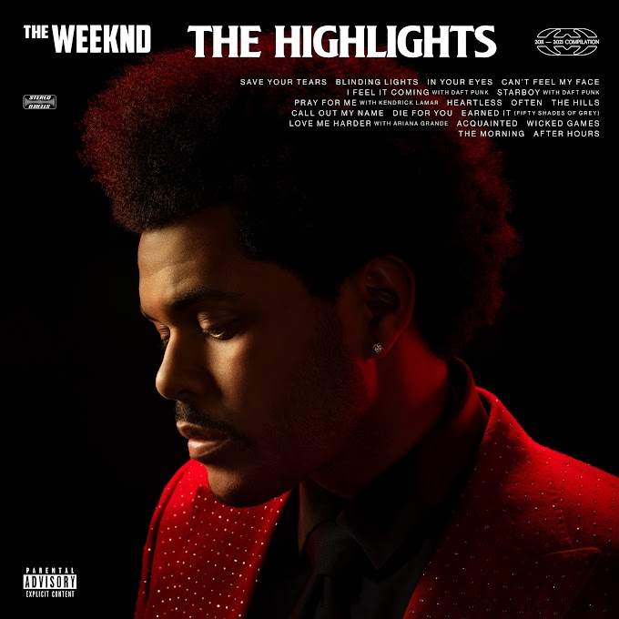 The Weeknd - The Highlights (Clean Album) [MP3-320KBPS]