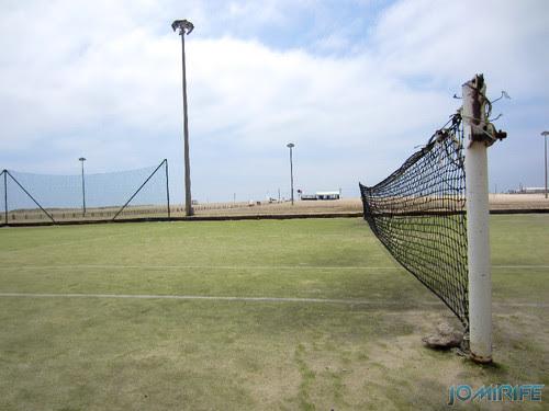 Campos de praia da Figueira da Foz / Buarcos #2 - Tenis (6) (degradado) [en] Game fields on the beach of Figueira da Foz / Buarcos - Tenis