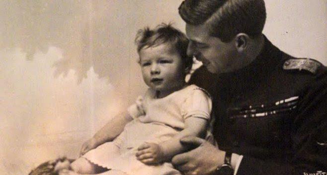 Regele Mihai I al României în copilărie