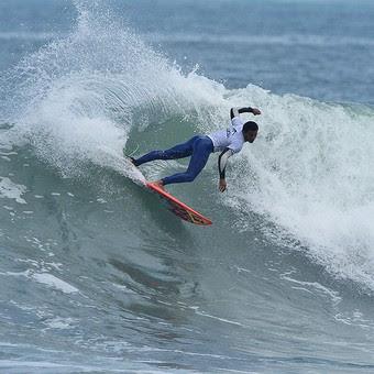 Wiggolly Dantas Guigui surfista surf Ubatuba (Foto: Munir El Hage/ Divulgação)