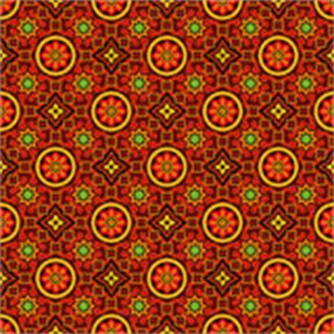 Sindhi Ajrak Pattern Vector Stock Vector   Image: 39013772