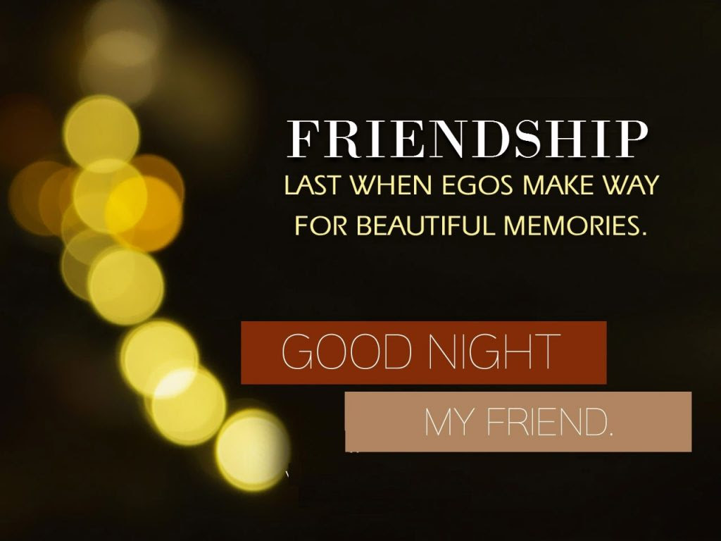 Best 40 Good Night Wishes For Friends Wikirote
