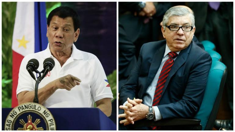 """""""Idiota"""" Presidente filipino Duterte llama a expresidente colombiano César Gaviria"""