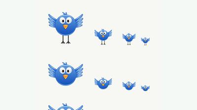 TwitterJoy icons