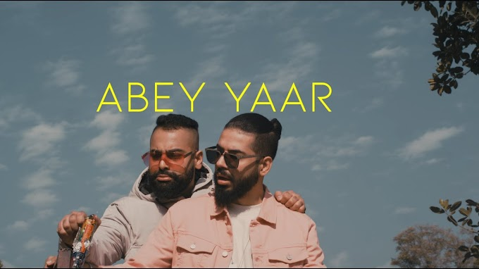 Abey Yaar lyrics | Fotty Seven ft. Bali (Prod. Fotty Seven - Fotty Seven, Bali Lyrics