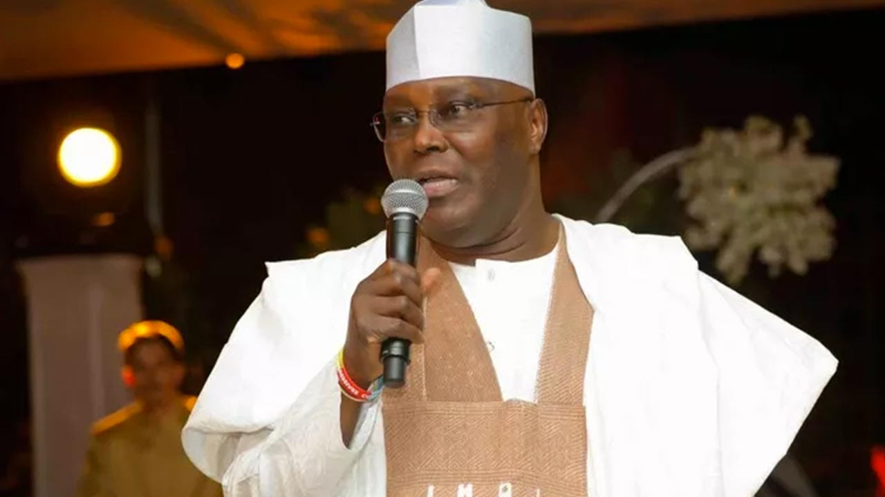 Atiku reacts to Buhari's call on World Bank to focus on northern Nigeria