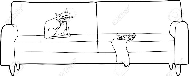 Get Inspired For Couch Drawing Cartoon wallpaper