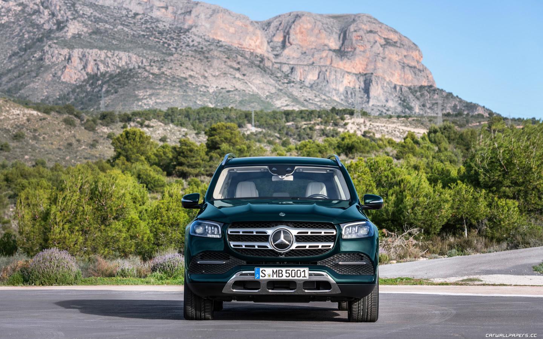 Cars desktop wallpapers Mercedes-Benz GLS 580 4MATIC - 2019 - Page 5