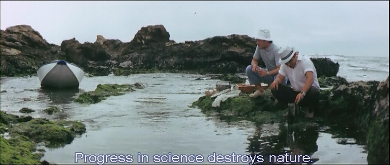 Killing the environment, Bob?