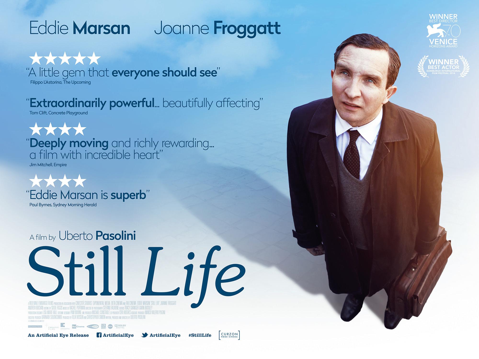 Risultati immagini per still life pasolini poster