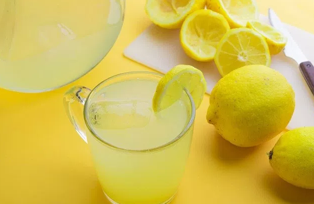 Fresh Lemon Extract Beverage: